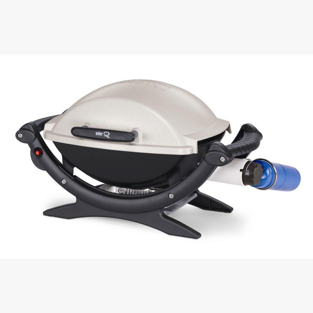 Weber Q-1000 gas grill
