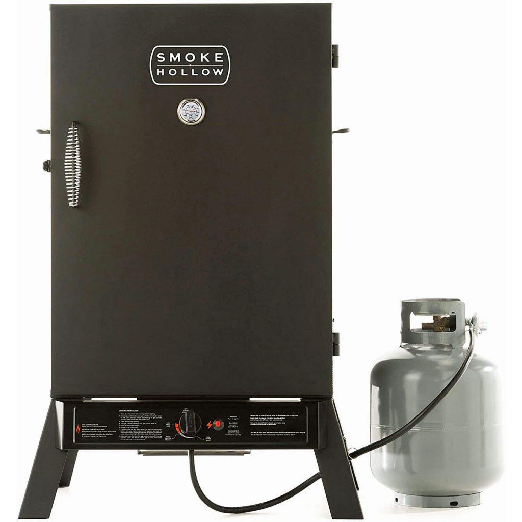 Smoke Hollow Vertical Gas Smoker