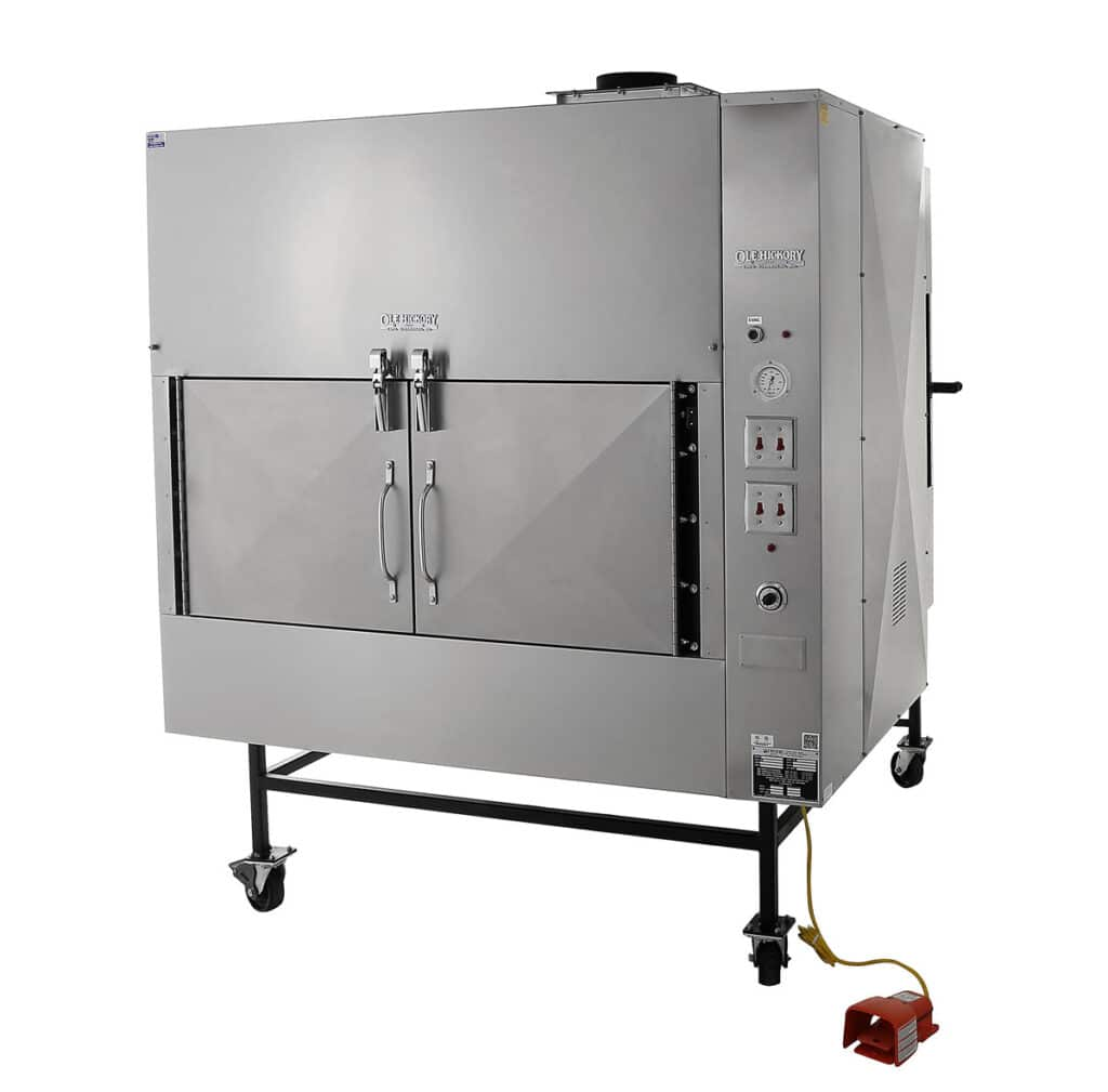 Ole Hickory Pit EL-EDX Commercial Smoker