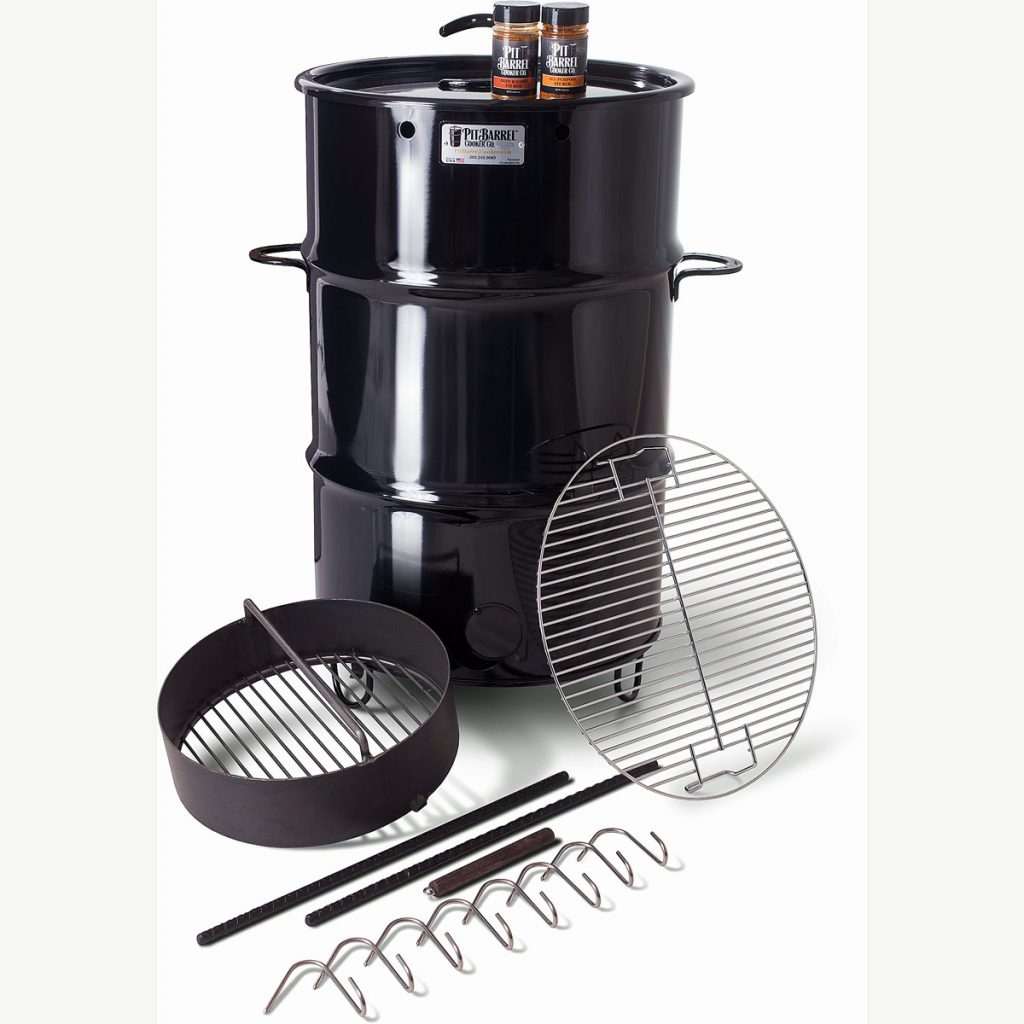 Pit Barrel Cooker