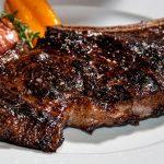 perfectly seared steak