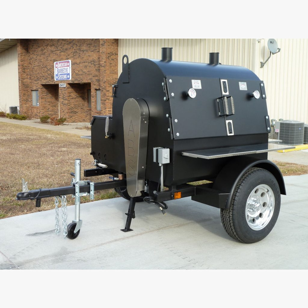 American Barbecue Systems Judge