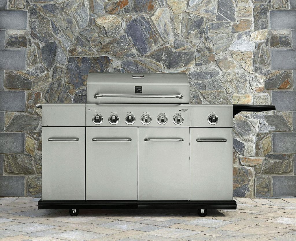 Kenmore 6-Burner Gas Grill
