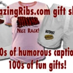 BBQ aprons and shirts