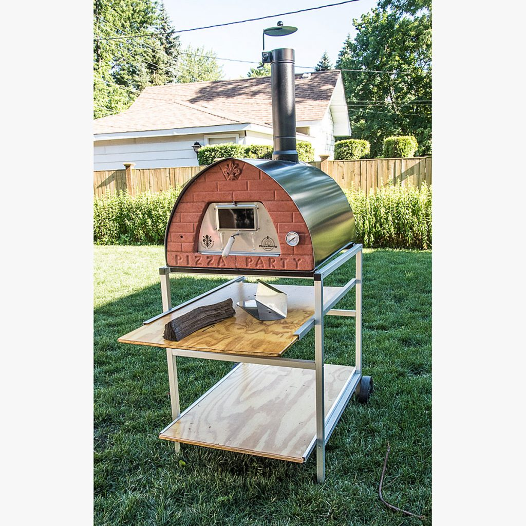 Pizza Party Pizza Oven