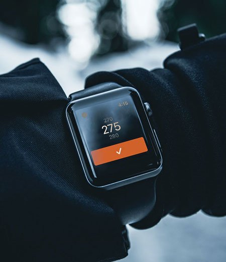 Traeger Apple Watch 450pix