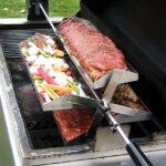 grill with Rib-o-lator rotisserie