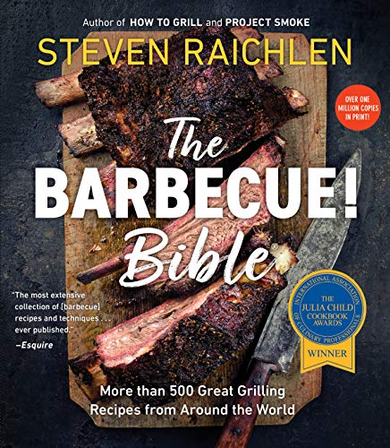 The Barbecue! Bible cookbook