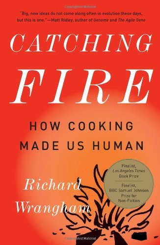 Catching Fire cookbook