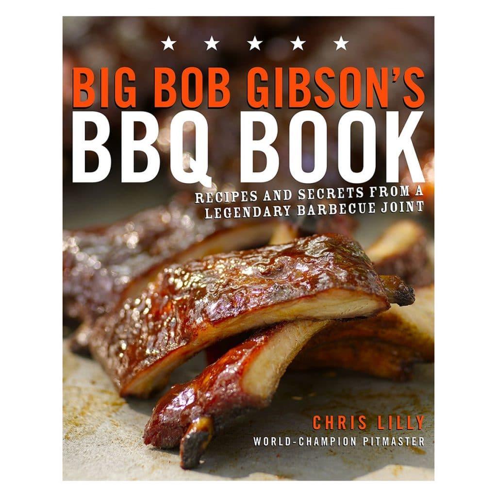 Bob Gibson's BBQ book
