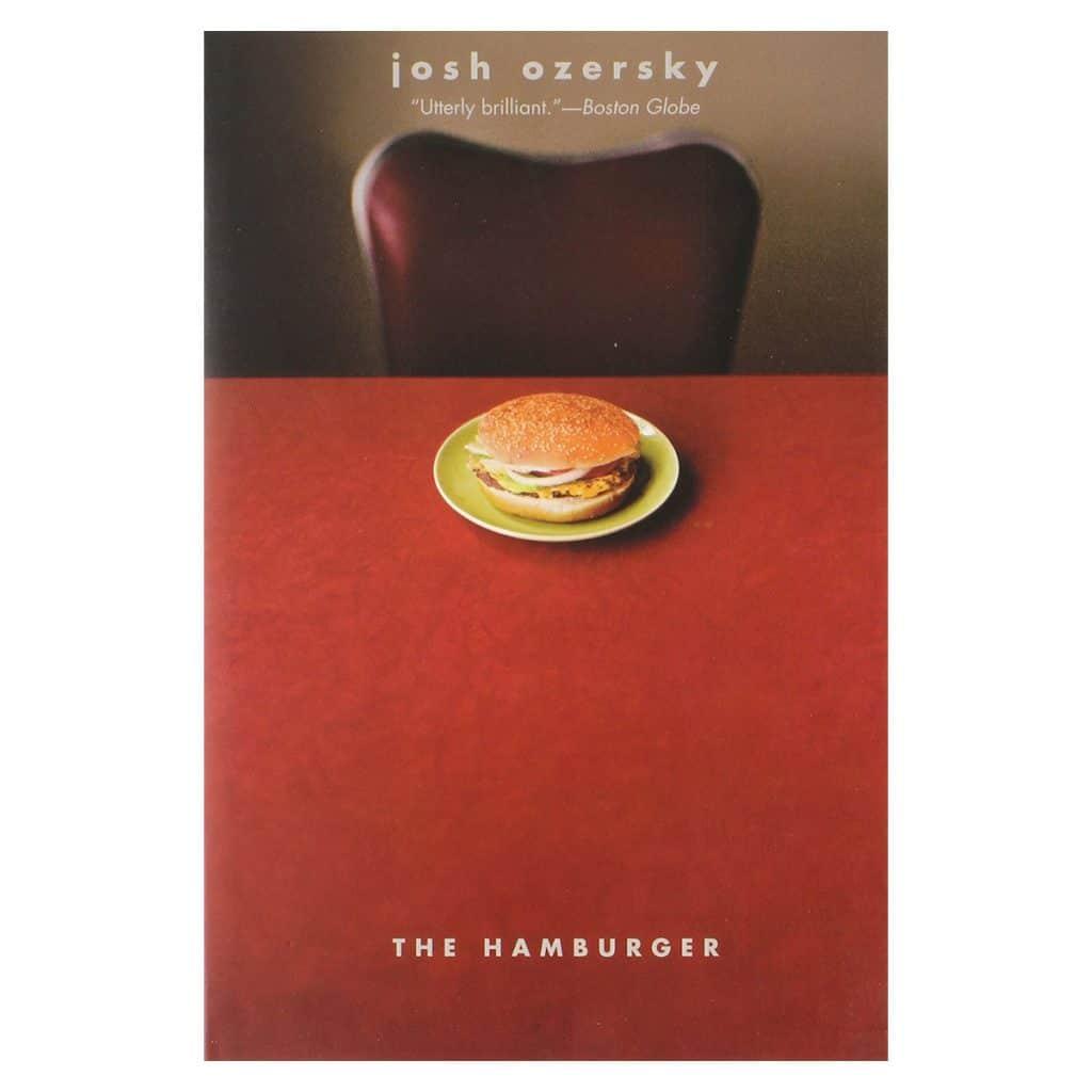Hamburger book cover
