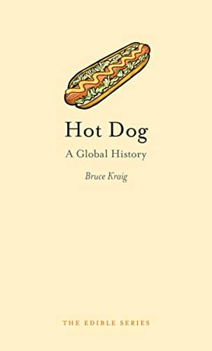 hot dog book cover