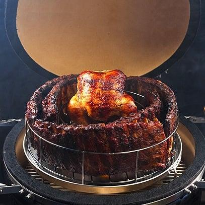 circular rib rack