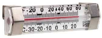 CDN Refrigerator and Freezer Thermometer Review