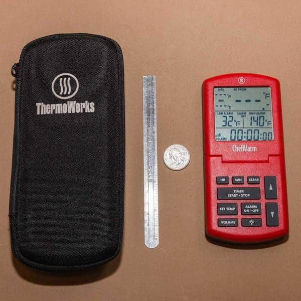 ThermoWorks ChefAlarm (TX-1100-XX) Review