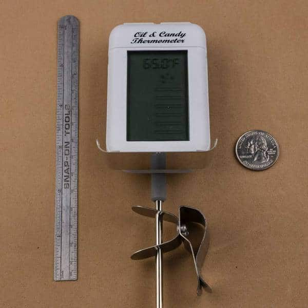 Maverick CT-03 Oil/Candy Fryer Thermometer Review