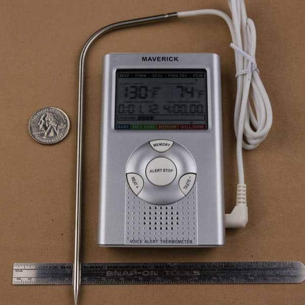 Maverick ET-84 Voice Alert Anticipation Thermometer Review