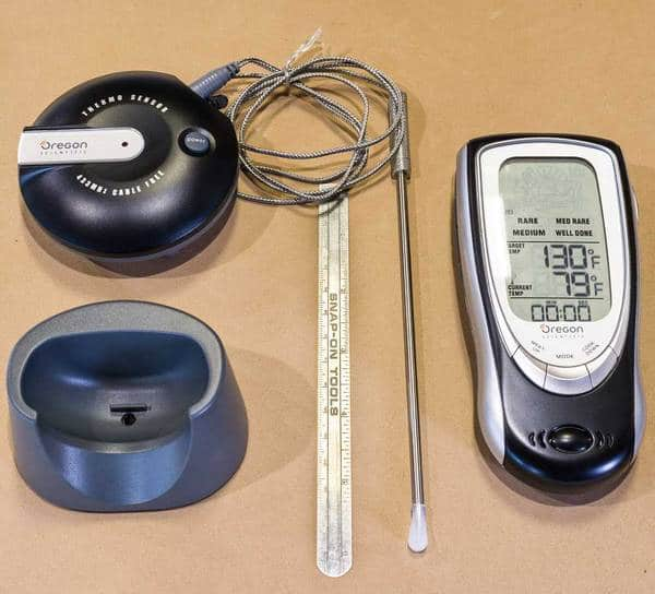 AW131 Talking Thermometer Review