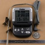 Polder 362-86 Digital In-Oven Thermometer with Timer Review