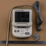 Polder 362-90 Digital In-Oven Thermometer with Timer Review