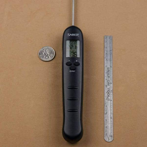 Saber Grills A00AA3814 EZ Temp Digital Thermometer Review