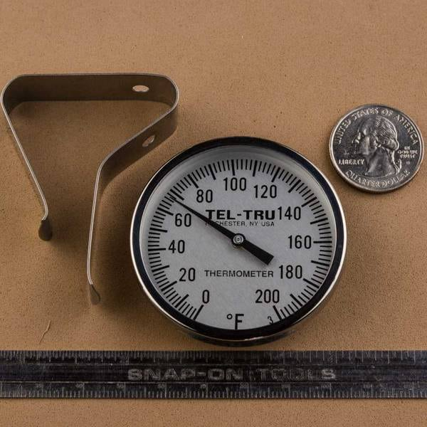 Tel-Tru LT225R Dial Thermometer Review