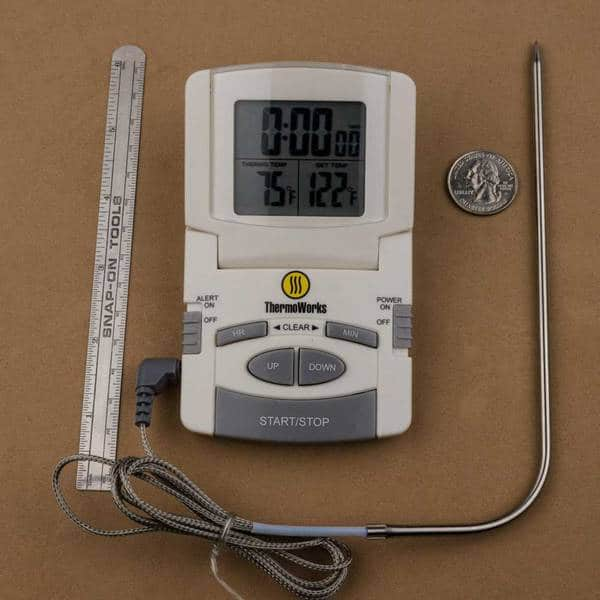 ThermoWorks TW362B Cooking Thermometer/Timer Review