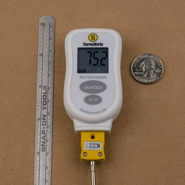 ThermoWorks MTC Mini Handheld with 113-159 Probe Review