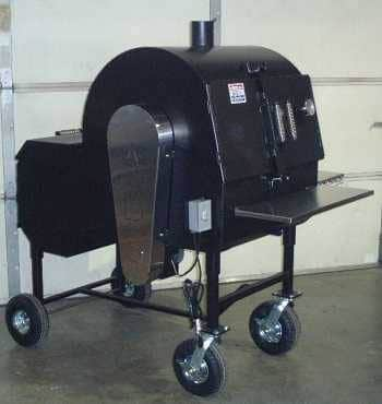 American Barbecue Systems Pit Boss