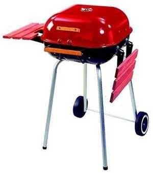 Aussie 4106 Swinger Charcoal Grill