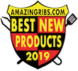 AmazingRibs.com best new products logo