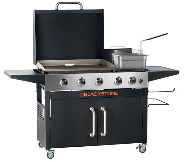 Blackstone Rangetop Combo with Deep Fryer