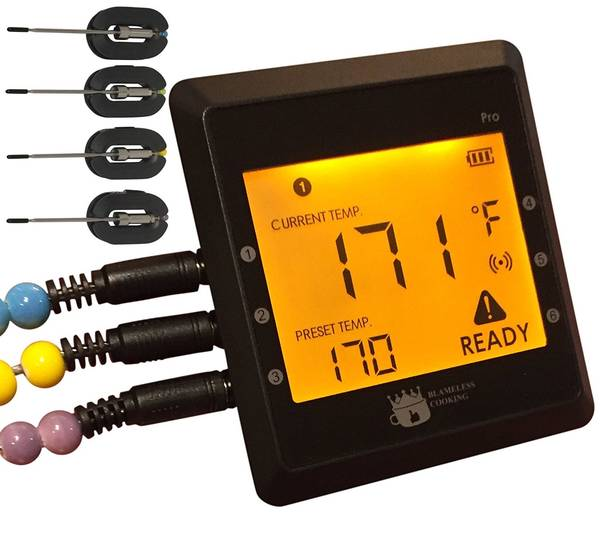 Blameless Cooking EasyBBQ Wireless Thermometer Review