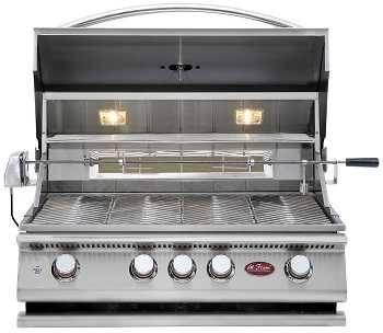 Cal-Flame P4 4-Burner Gas Grill