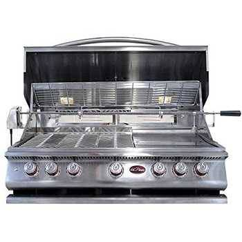 Cal-Flame P5 Gas Grill