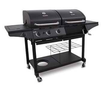 Char-Broil Combination Charcoal and Gas Grill