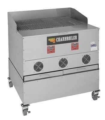 Cookshack Charbroiler CD036