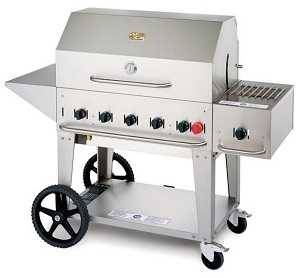 Crown Verity 36 Inch Gas Grill