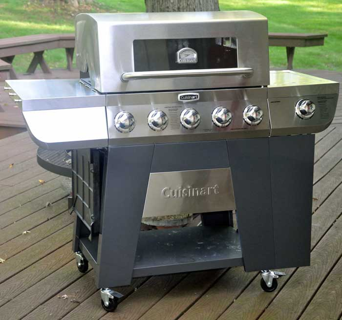 Cuisinart 3-in-1 Gas Grill
