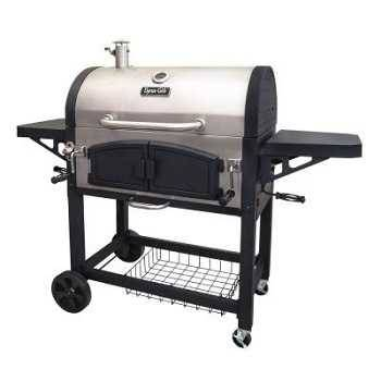 Dyna Glo Dual Zone Charcoal Grill