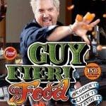 Guy Fieri Food cookbook cover