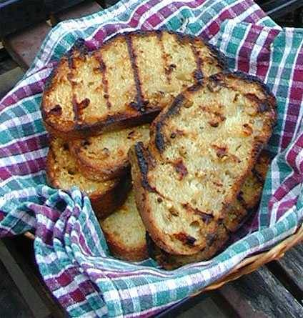 basic garlic bread