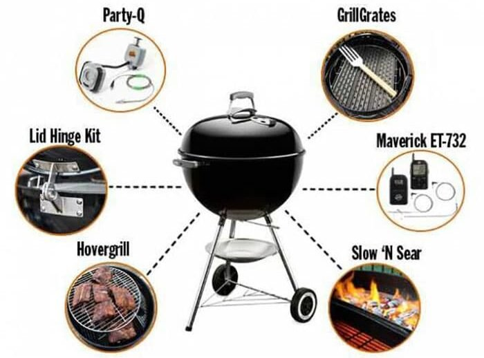 kettle grill accessories