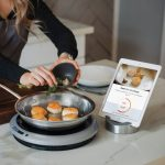 Hestan Cue smart cooking system