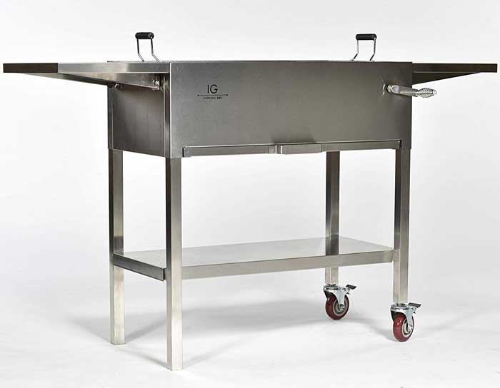IG Charcoal BBQ Grill