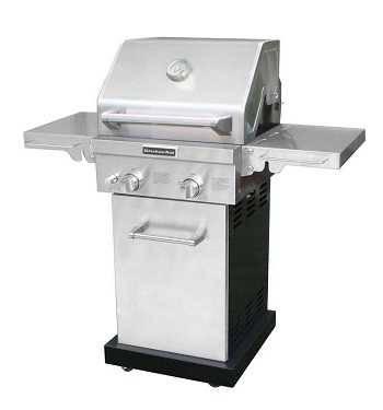 Kitchenaid 2-Burner Gas Grill