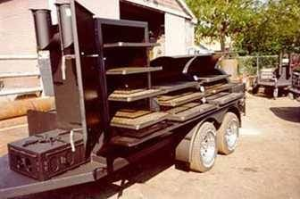 Klose 30 x 8 Mobile Cooker and Catering Rig