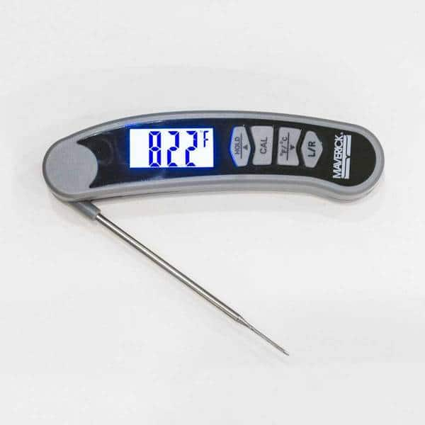 Maverick PT-50 Instant Read Thermometer Review
