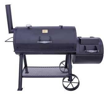 Oklahoma Joe's Longhorn Smoker