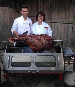 Pigout Roaster POR 48
